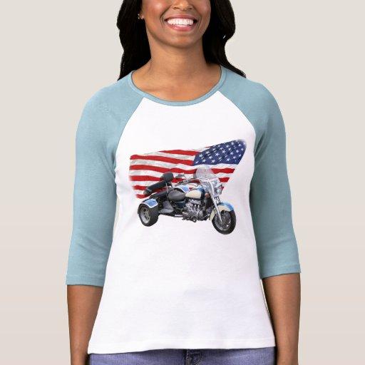 Valkyrie Trike Camiseta