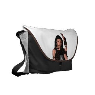 Valkyrie Warriors Messenger Bag