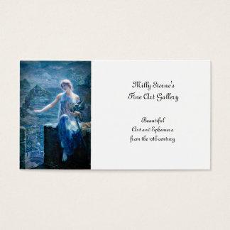 Valkyrie's Vigil Business Card