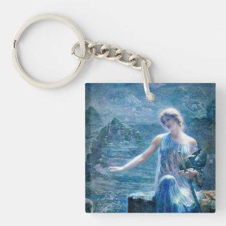 Valkyrie's Vigil Keychain