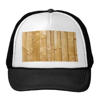 Valla de estacas de madera de los regalos de la pl gorros bordados
