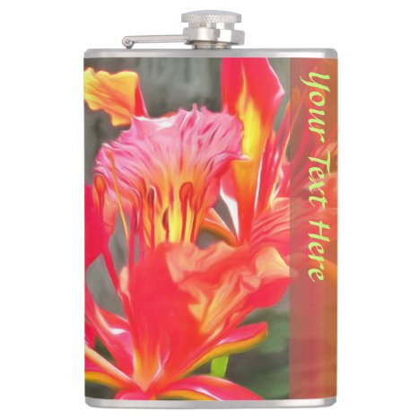Vallarta Flaming Beauty 1583 Flask