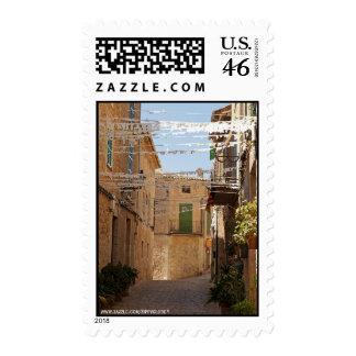 Valldemossa Postage Stamp