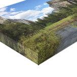 Valle 2013 de Yosemite Lona Envuelta Para Galerías