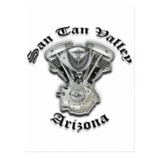Valle Arizona - motor del moreno de San de la Postal