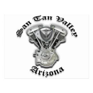 Valle Arizona - motor del moreno de San de la Tarjetas Postales