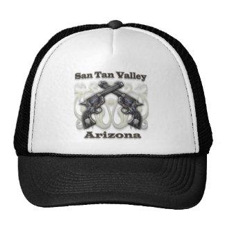 Valle Arizona - revólveres del moreno de San Gorros Bordados