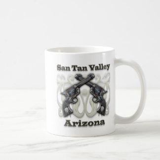 Valle Arizona - revólveres del moreno de San Taza