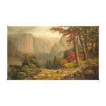 Valle California 1887 de Yosemite Impresiones En Lona
