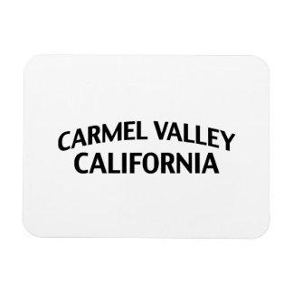 Valle California de Carmel Imán De Vinilo