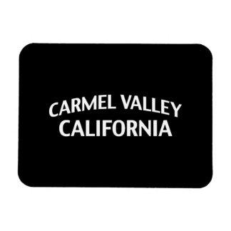 Valle California de Carmel Imanes De Vinilo
