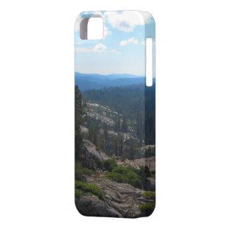 Valle cristalino de la gama desierto de la desola iPhone 5 Case-Mate fundas