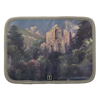 Valle Crucis Abbey 1905, Llangollen, Wales Planners