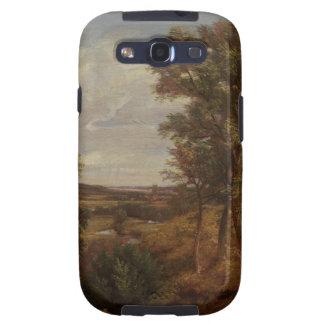 Valle de Dedham 1802 aceite en lona Galaxy S3 Cárcasa