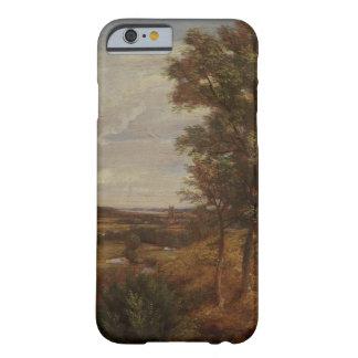 Valle de Dedham 1802 aceite en lona Funda De iPhone 6 Slim
