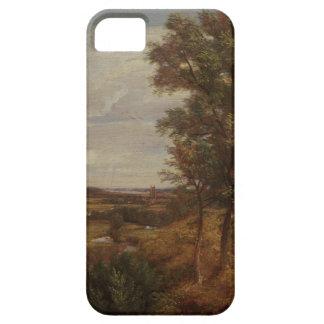 Valle de Dedham 1802 aceite en lona iPhone 5 Case-Mate Carcasa