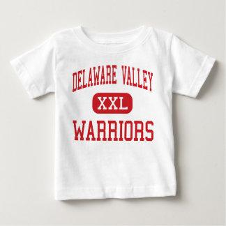 Valle de Delaware - guerreros - alto - Milford Camiseta