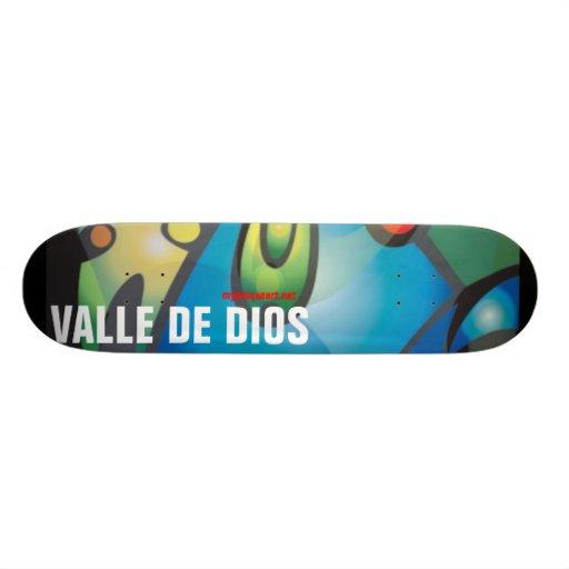 VALLE DE DIOS MONOPATINES