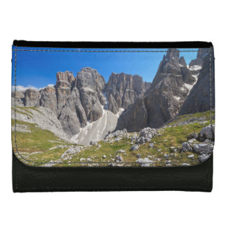 Valle de Dolomiti - de Piz DA Lech y de Mezdi