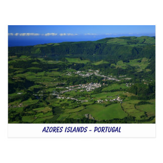 Valle de Furnas - Azores Postales
