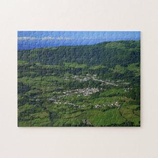 Valle de Furnas - Azores Puzzle