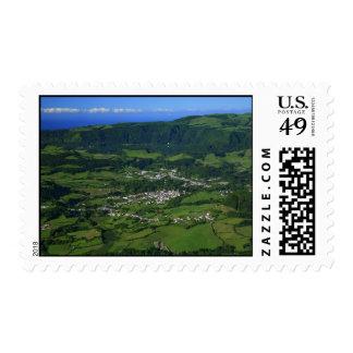 Valle de Furnas - Azores Sellos