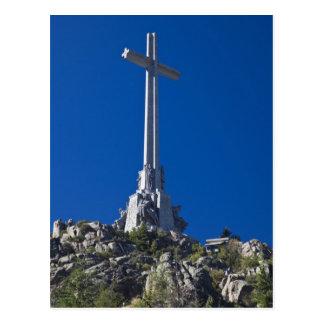 Valle de la haber caído, monumento tarjetas postales