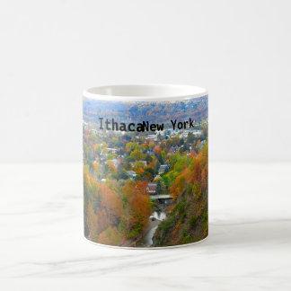 VALLE de la taza de ITHACA NUEVA YORK