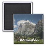 Valle de Lauterbrunnen Imanes Para Frigoríficos