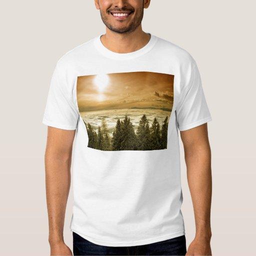 Valle de niebla camisas