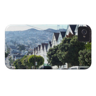 Valle de Noe, San Francisco, CA iPhone 4 Funda
