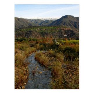 Valle de Ojai Postales