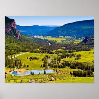 Valle de P6190112-Mountain Impresiones