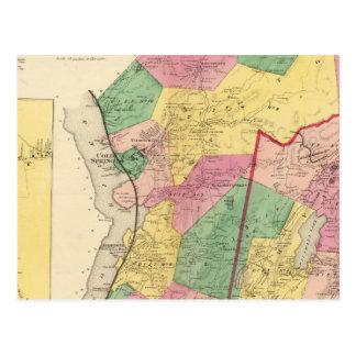 Valle de Putnam, Philipstown, ciudades Tarjetas Postales