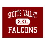 Valle de Scotts - Falcons - alto - valle de Scotts Postal
