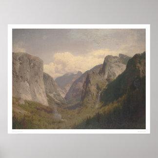 Valle de Yosemite (1334) Posters