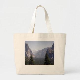 Valle de Yosemite Bolsa De Mano