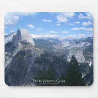 Valle de Yosemite del punto del glaciar Tapetes De Ratón