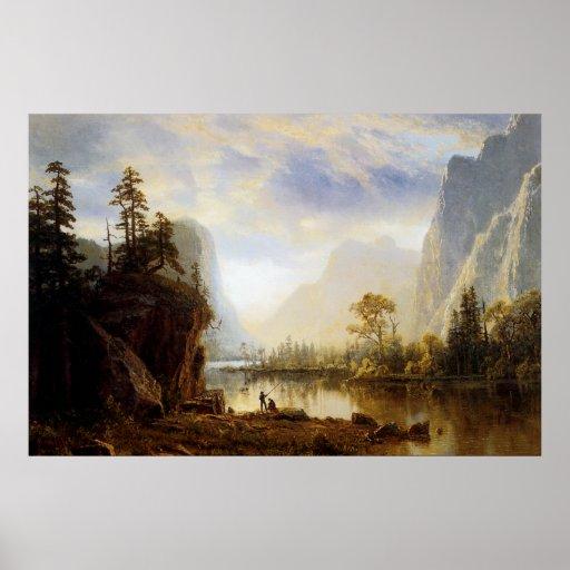 Valle de Yosemite Impresiones