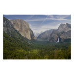 Valle de Yosemite Posters