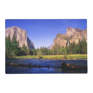 Valle de Yosemite Tapete Individual