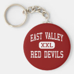 Valle del este - diablos rojos - alto - Yakima Llavero