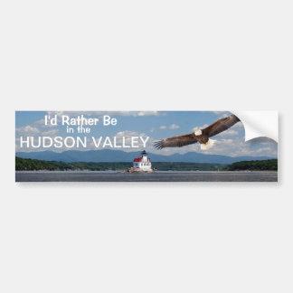 Valle del Hudson Pegatina Para Coche