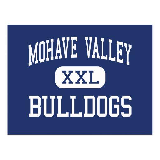 Valle del Mohave - dogos - joven - valle del Mohav Tarjeta Postal