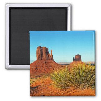 Valle del monumento, Arizona Imán Cuadrado