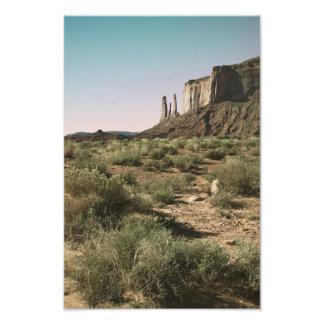 Valle del monumento cojinete