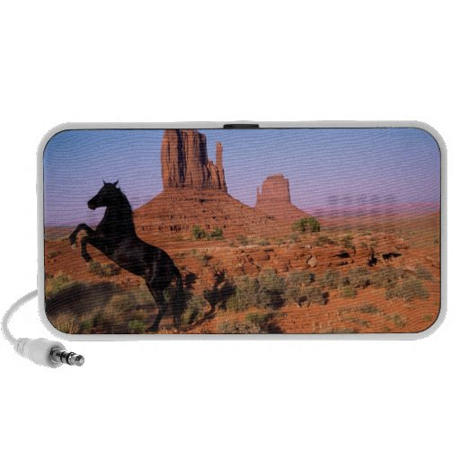 Valle del monumento del caballo salvaje iPhone altavoz