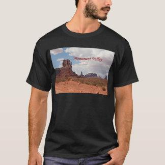 Valle del monumento, manopla, Utah, los E.E.U.U. 3 Playera