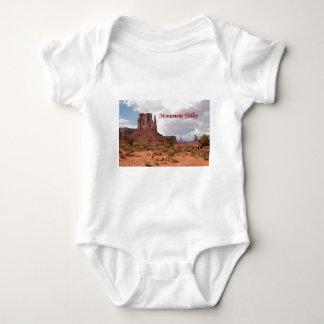 Valle del monumento, Utah, los E.E.U.U. 2 Body Para Bebé