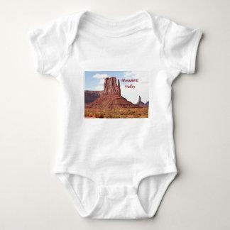 Valle del monumento, Utah, los E.E.U.U. 7 Body Para Bebé